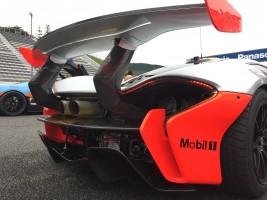 McLaren TRACK DAY JAPAN 2016