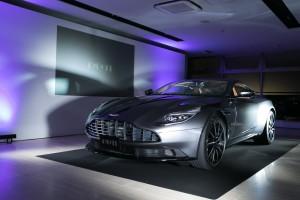 DB11 Launch @Aston Martin Fukuoka